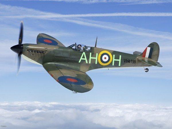 HARPER Spitfire