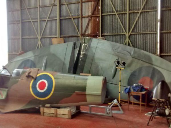 wings & fuselage